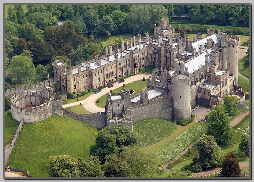 Arundel Castle in West Sussex - Why I moved to West Sussex
