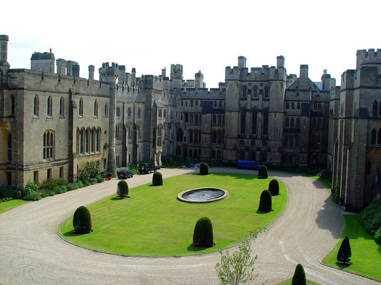 arundel castle - Why I moved to West Sussex