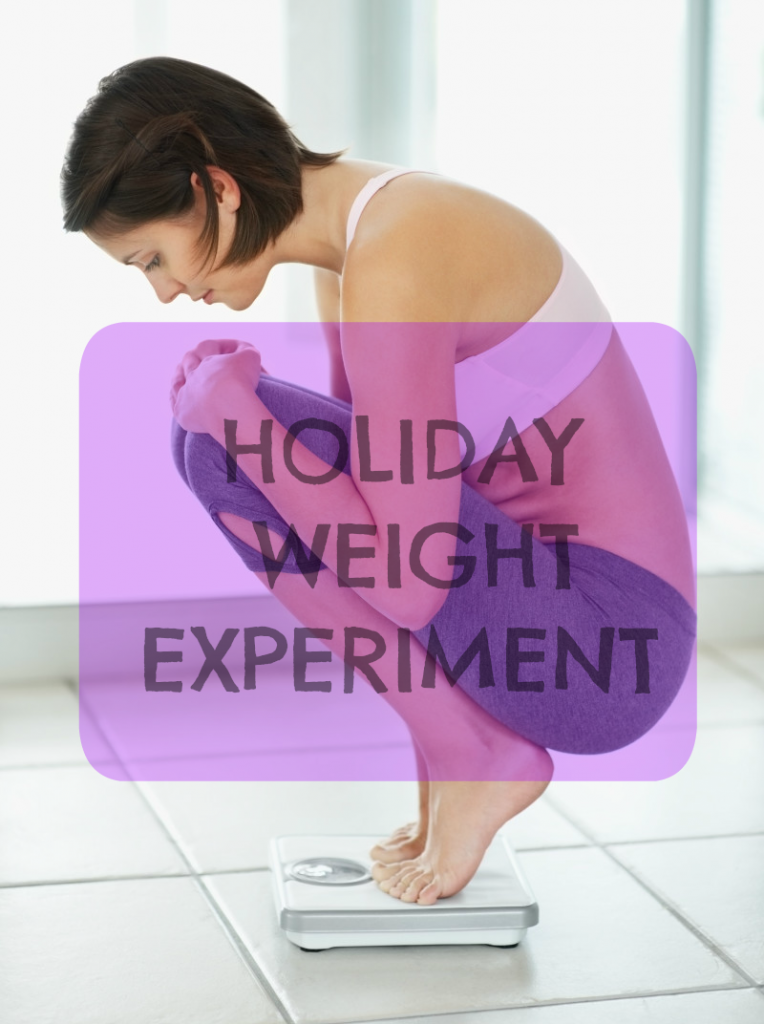 HOLIDAYWEIGHT 764x1024 - Holiday experiment update...