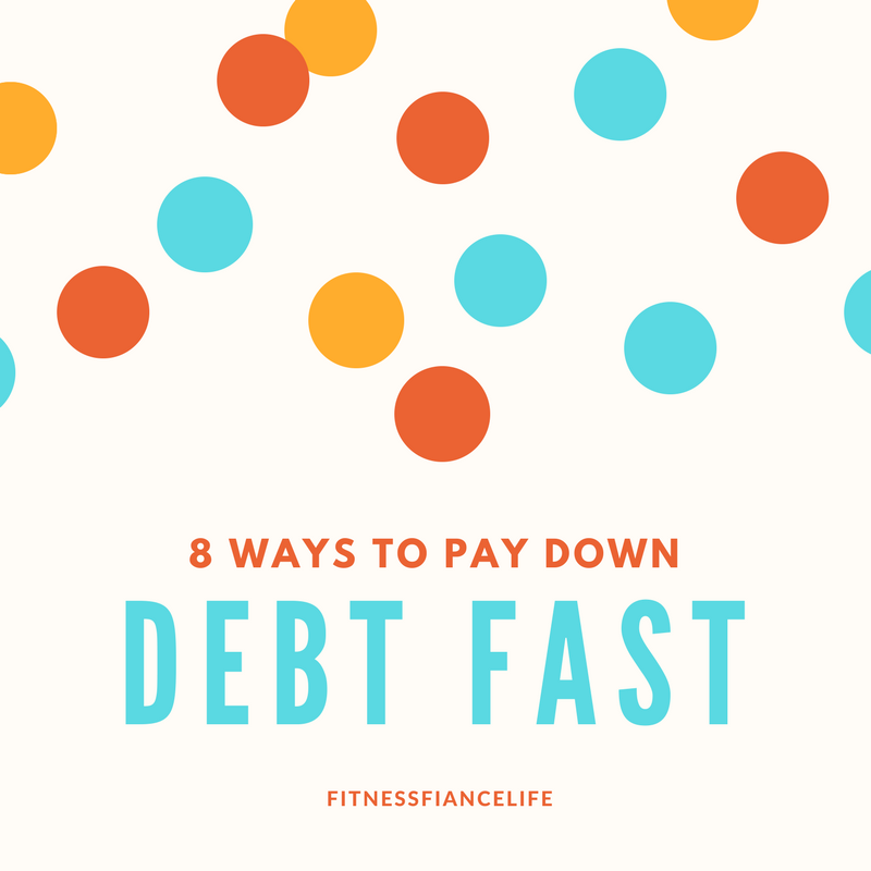 fitness finance life - Finance | Building a strategy to pay down debt